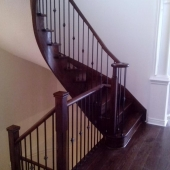 After-Staining-Stair-Painting