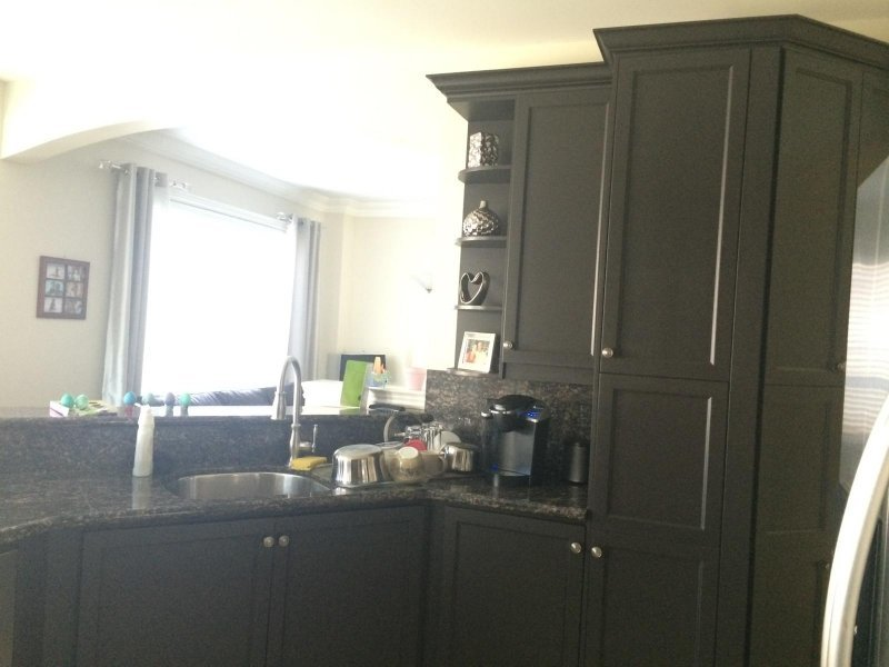 Kitchen Cabinets Painting In Oakville