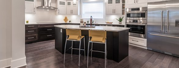 Kitchen Cabinets Painting Service In Oakville On